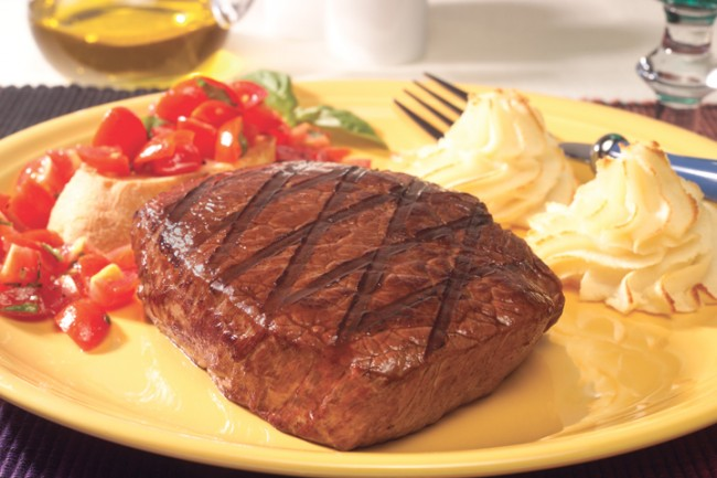 Picture USDA Choice Top Sirloin (Butt)