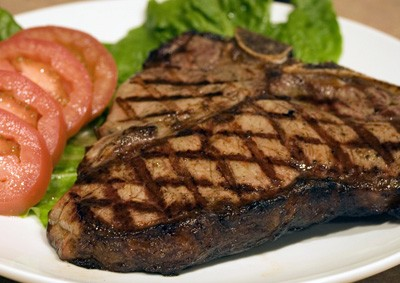 Picture USDA Prime Porterhouse