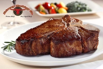 Picture USDA Prime T-Bone Steak