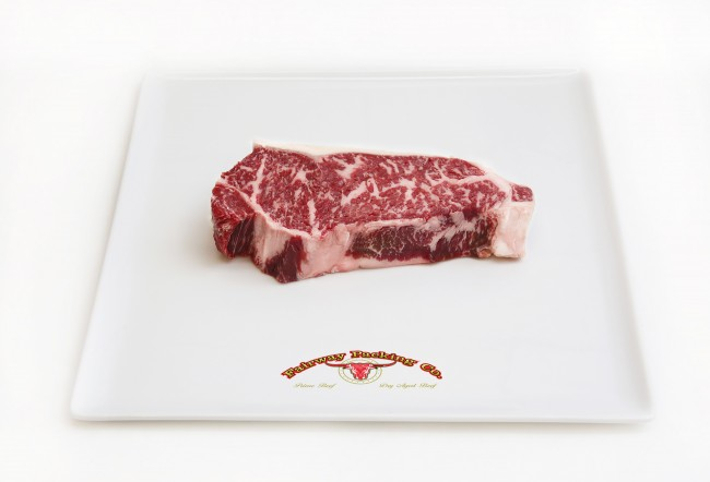Picture 35 Day Dry-Aged Wagyu Boneless New York Strip