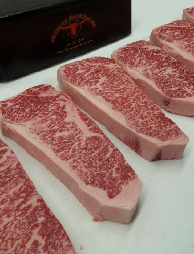 Picture A5 Japanese Wagyu Custom Cut Program