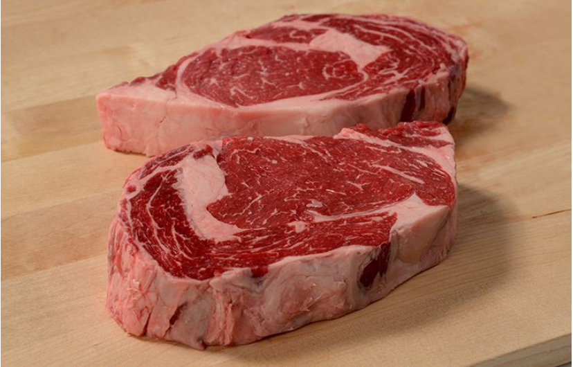 Picture Boneless Ribeye Package