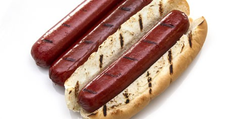 Picture Piedmontese All Beef Hot Dogs 4pcs-1# Pkg